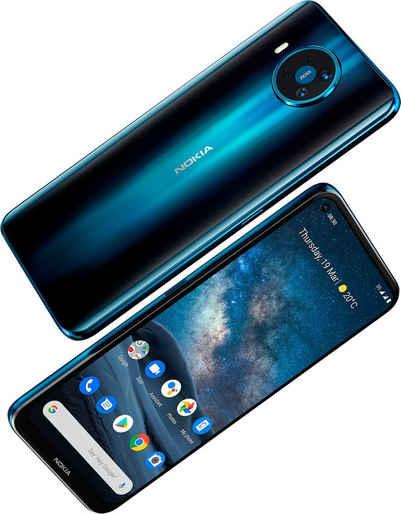 Nokia Nokia 8.3 5G Smartphone (17,3 cm/6,81 Zoll, 128 GB Speicherplatz, 64 MP Kamera)