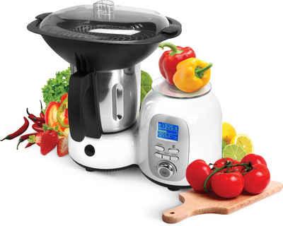 Efbe-Schott Küchenmaschine mit Kochfunktion SC HA 1020, 1000 W, 2 l Schüssel