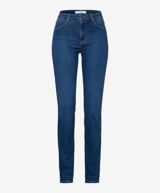 Hosen - Brax 5 Pocket Jeans »Style Shakira« › blau  - Onlineshop OTTO
