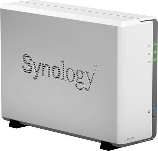 Synology NAS Server Synology DiskStation DS120j NAS-Server