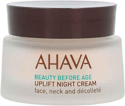 AHAVA Nachtcreme »Beauty Before Age Uplift Night Cream«