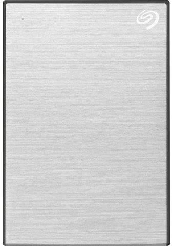 Seagate »One Touch Portable Drive 5TB - Silver...