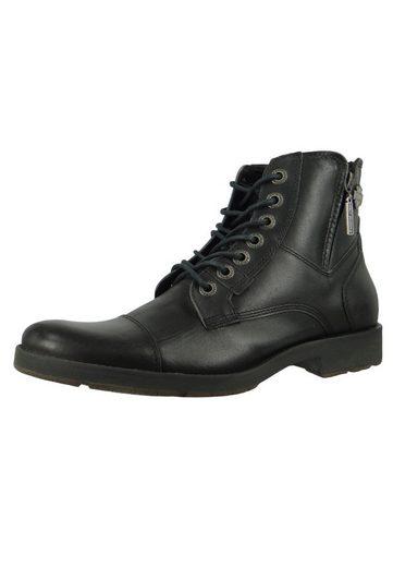 HARLEY-DAVIDSON »D51024 Maine Black« Stiefelette