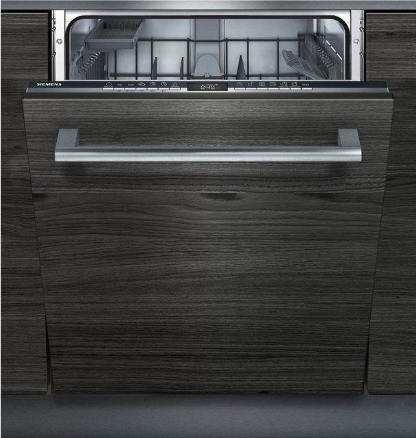 Küchengroßgeräte - SIEMENS vollintegrierbarer Geschirrspüler iQ300, SN63HX60AE, 13 Maßgedecke  - Onlineshop OTTO