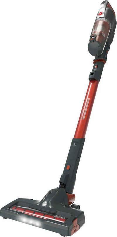 Hoover Akku-Stielstaubsauger HF522SFP, beutellos