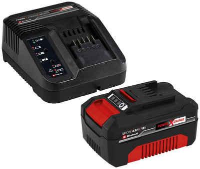 Einhell »Starter-Kit Power X-Change« Akku-Set (18,0 V), 4,0 Ah, 18 V
