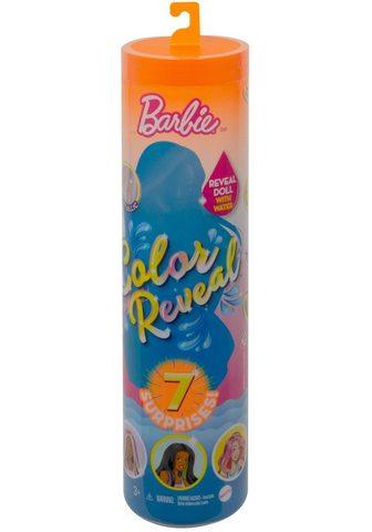 Barbie Anziehpuppe »Color Reveal Outdoor« Übe...