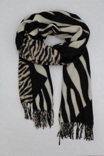 leslii Schal in tollem Zebra-Look