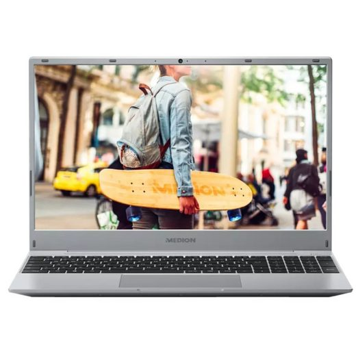 Medion® AKOYA E15302 (MD60589) 512 GB SSD / 16 GB - Notebook - titan grey Notebook