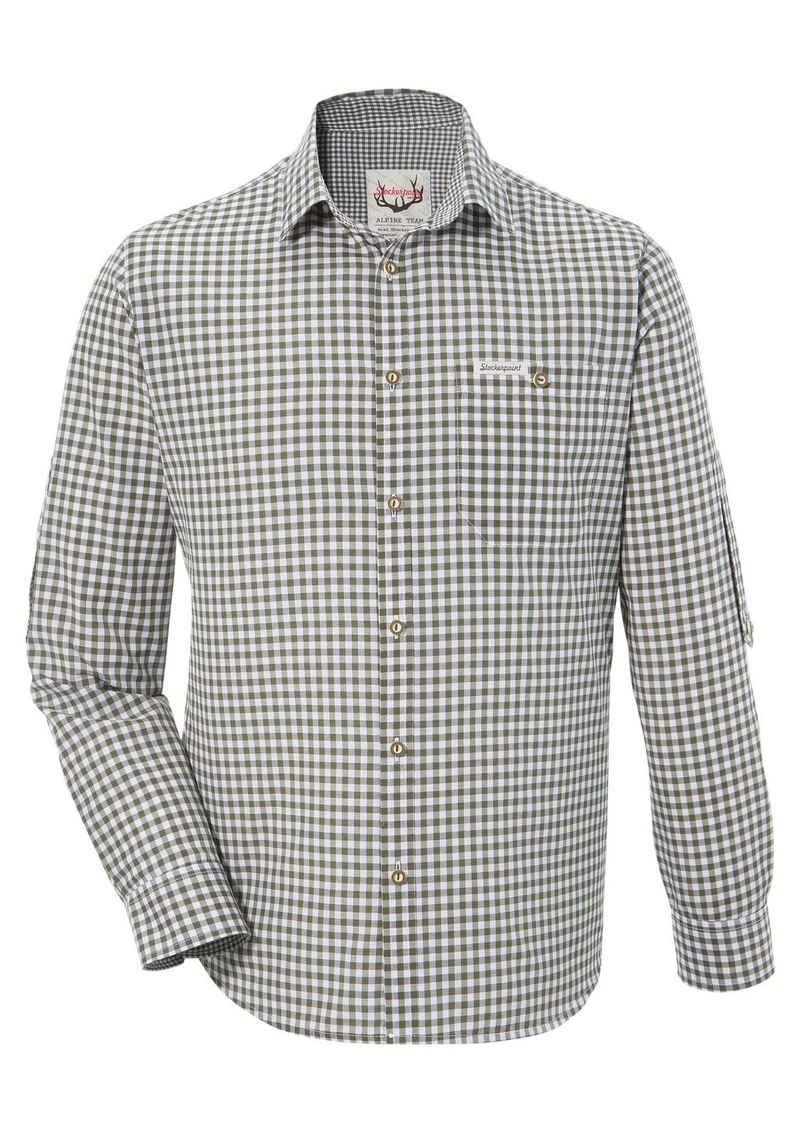 Stockerpoint Trachtenhemd im vielen Farben erhältlich