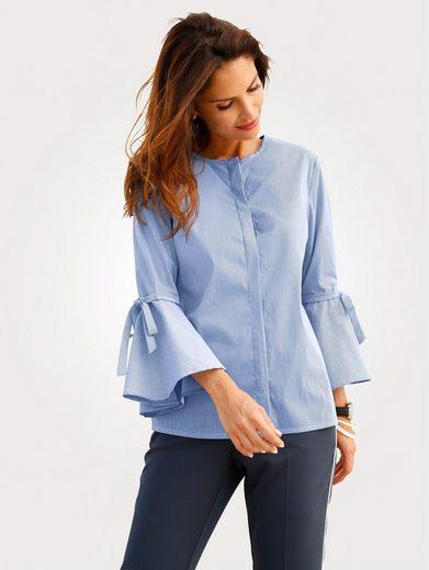 Mona Klassische Bluse