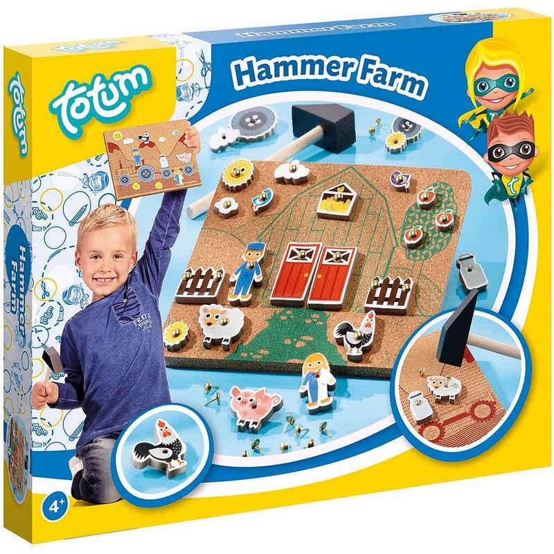 totum Spiel, »Hammerspiel mit Bauernhofvorlagen«