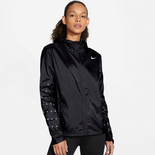 Nike Laufjacke »Women's Hooded Running Jacket«