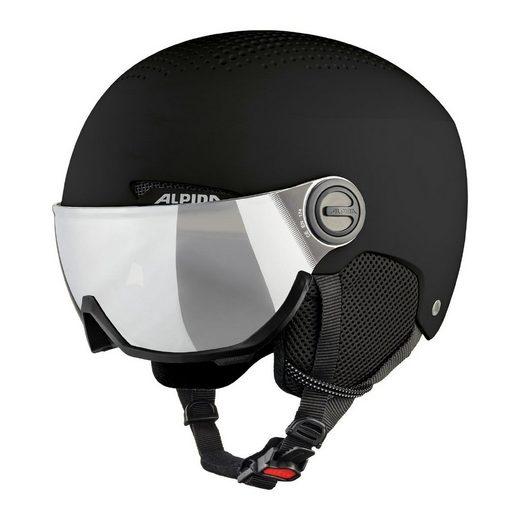 Alpina Skihelm »Arber visor«