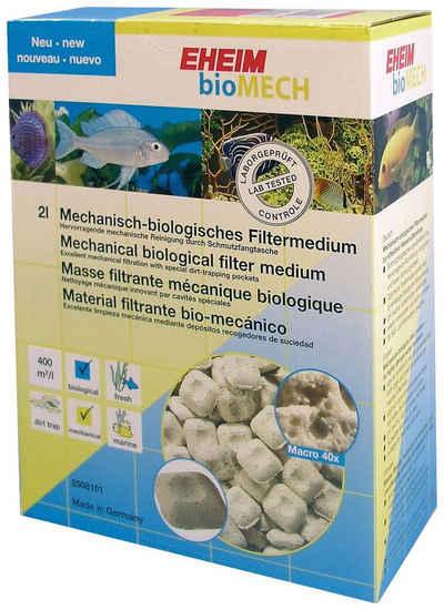 EHEIM Filtersubstrat »bioMECH«, für Aquarien Aussenfilter mit Meerwasser/Süßwasser, inkl. Schmutzfangtaschen