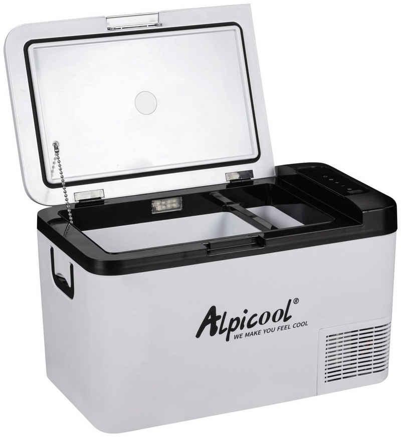 ALPICOOL Elektrische Kühlbox K25, 25 l