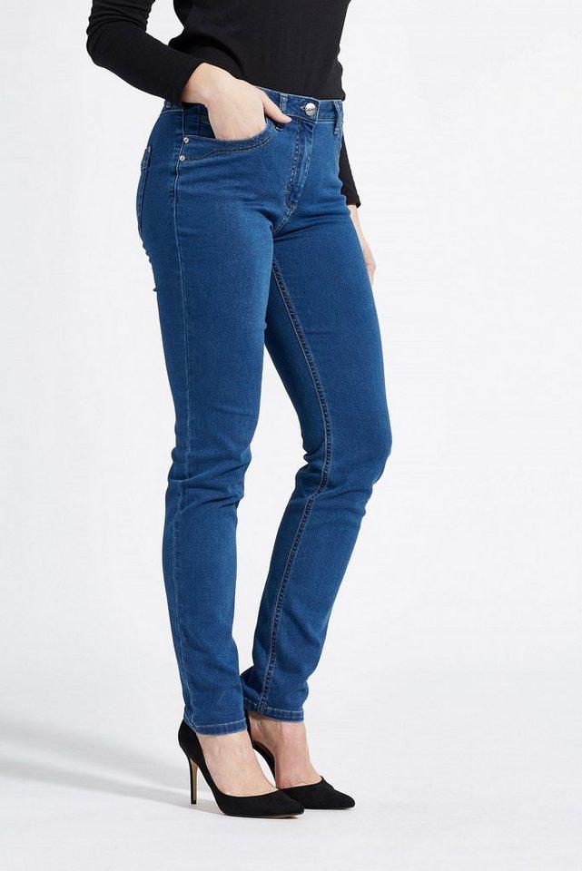 laurie -  Bequeme Jeans »Charlotte« im Regularfit-Schnitt