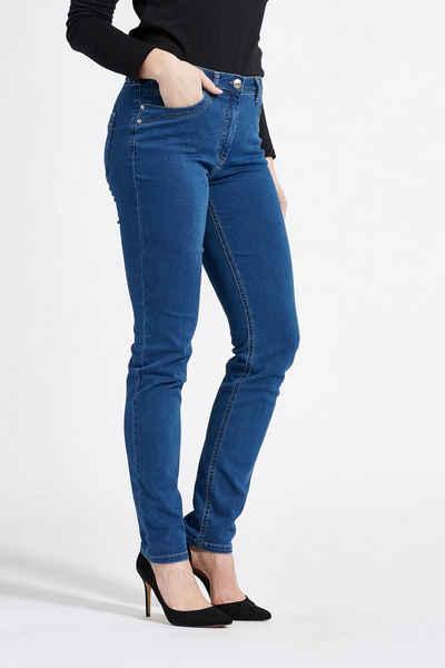 LauRie Bequeme Jeans »Charlotte« im Regularfit-Schnitt