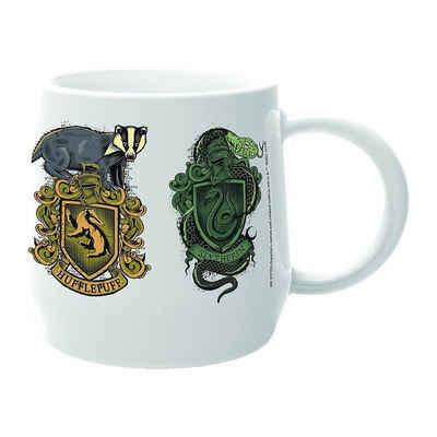Harry Potter Tasse »Harry Potter Becher Wappen Häuser (355 ml)«