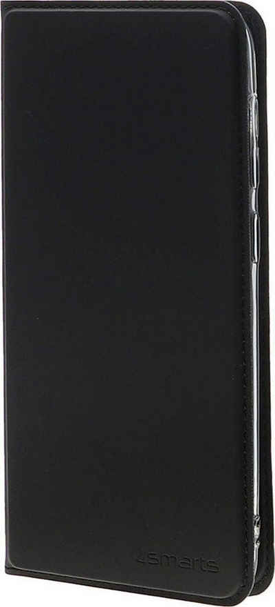 4smarts Smartphone-Mappe »Flip-Tasche URBAN Lite für Samsung Galaxy A50« Galaxy A50, Visitenkartenfach; Standfunktion; mit Aussparungen für alle Bedienelemente, Anschlüsse und die Kamera; Edles Design mit schicken Ziernähten auf der Außenseite