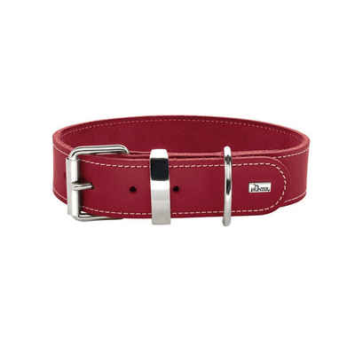 Hunter Hunde-Halsband »Aalborg Special Leder«, Leder