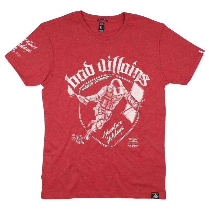 Yakuza Premium T-Shirt »2903« (1-tlg)
