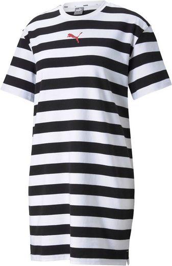 PUMA Jerseykleid »SUMMER STRIPES AOP Dress«