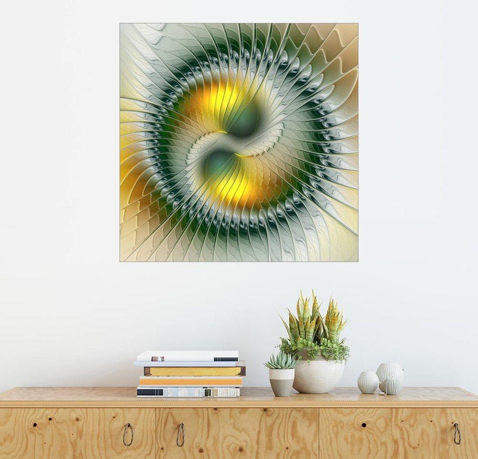 Acrylglasbild Wie Yin und Yang gabiw Art