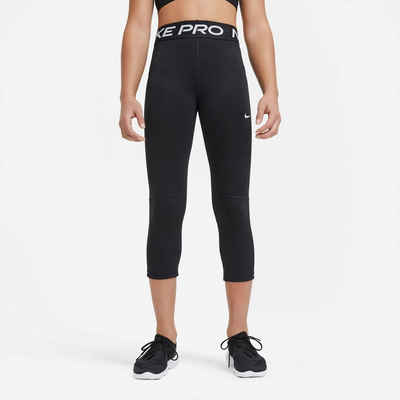 Nike Funktionstights »Nike Pro Big Kids' (girls) 3/4«