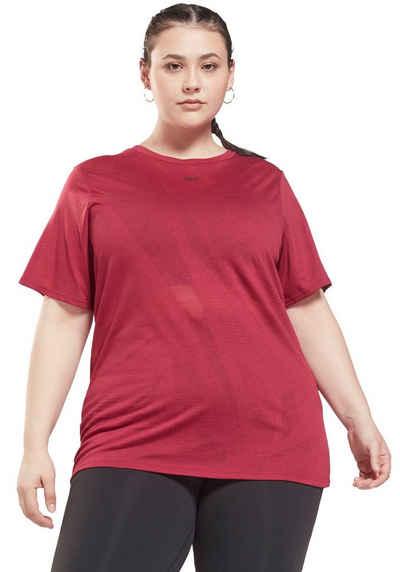 Reebok T-Shirt »TS Burnout Tee IN (PLUS SIZE)«