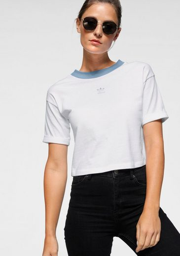 adidas Originals T-Shirt »CROP TOP«