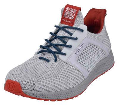 bugatti »JAVA II« Slip-On Sneaker mit Zierschnürung