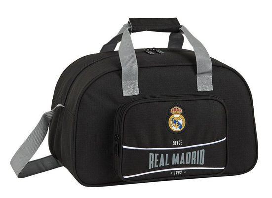 """Real Madrid Sporttasche »Real Madrid - """"1902"""" - Sporttasche, 40x24x23 cm« (Reißverschluss, Jungen), Geringes-Gewicht"""