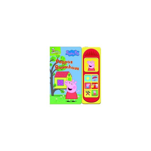 PI Kids Verlag Peppa Pig: Peppas Baumhaus, mit Tonmodulen