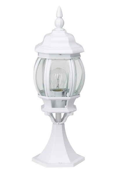 Brilliant Leuchten Sockelleuchte »Istria«, Außensockellampe 50cm weiß