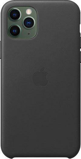 Apple Smartphone-Hülle »iPhone 11 Pro Leder Case« iPhone 11 Pro