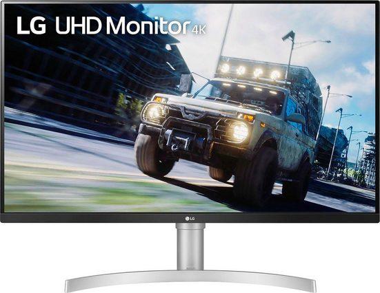 """LG 32UN550 LCD-Monitor (80 cm/31,5 """", 3840 x 2160 Pixel, 4K Ultra HD, 4 ms Reaktionszeit, 60 Hz)"""