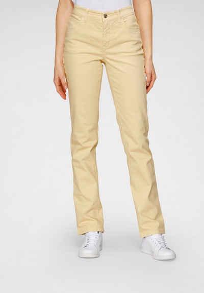 MAC Stretch-Jeans »Melanie« Gerade geschnitten