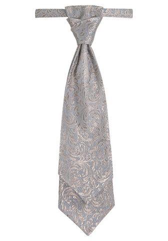Wilvorst Krawatte (Set 2-St. su Einstecktuch) P...