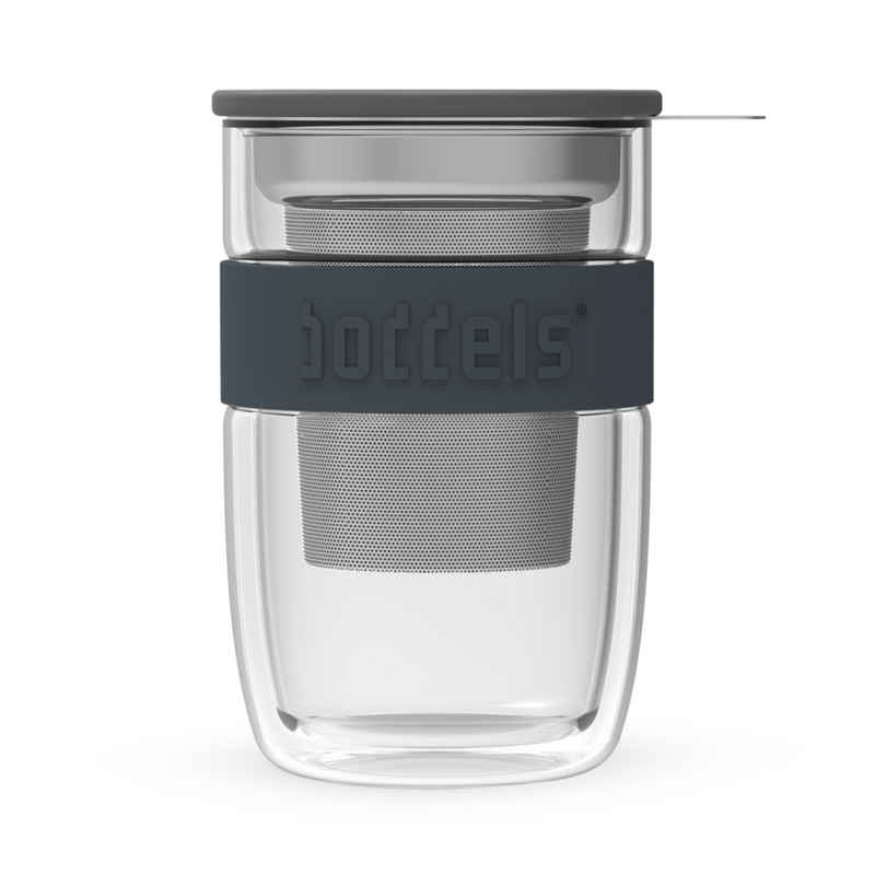 boddels Teeglas »Thermoglas SEEV 380ml«, Borosilikatglas