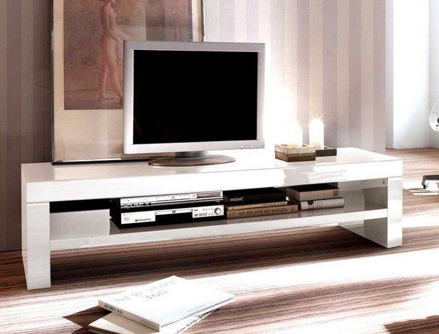 TV Möbel - expendio TV Board »Giza«, Hochglanz 160x40x45 cm TV Board Fernsehschrank  - Onlineshop OTTO