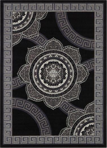 Teppich »Piers«, DELAVITA, rechteckig, Höhe 8 mm, Kurzflor