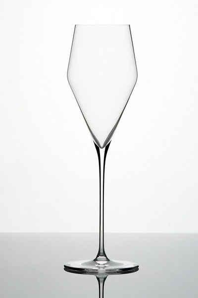 Zalto Champagnerglas »Denk´Art Champagnerglas Mundgeblasen 1 Stück«, Glas