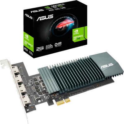 Asus GeForce GT 710 4H SL Grafikkarte (2 GB)