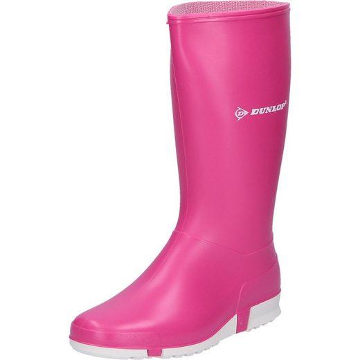 Dunlop »Dunlop Stiefel Sport pink« Gummistiefel