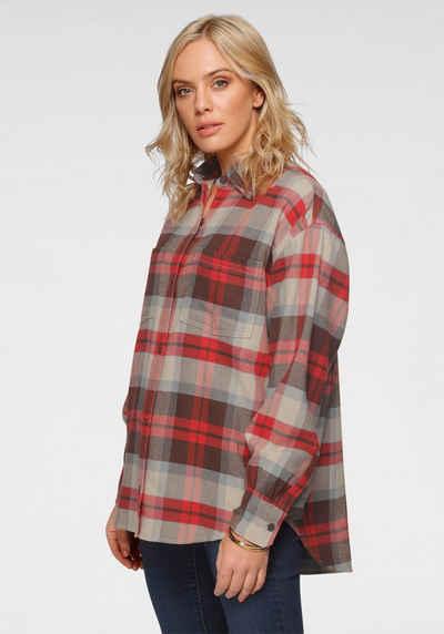 Levi's® Langarmbluse »Remi Utility Shirt« mit Knopfleiste