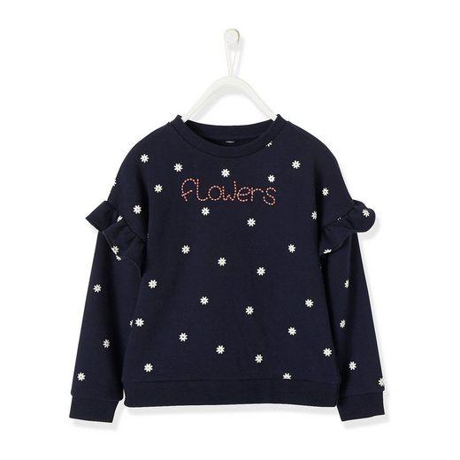 vertbaudet Sweatshirt für Mädchen