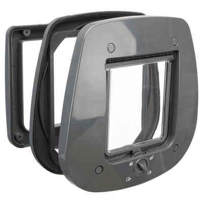 TRIXIE Haustierklappe »4~Wegeklappe Glastüren«