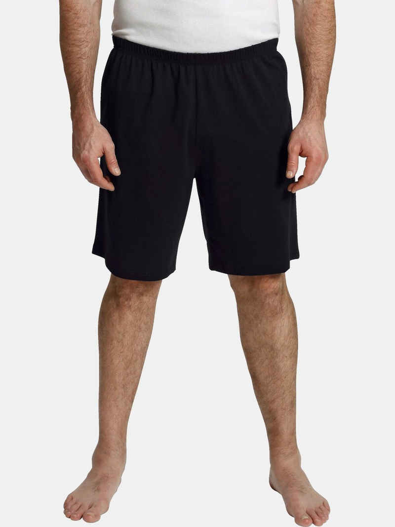 Charles Colby Schlafshorts »LORD MYCROFT« leichte bequeme Relaxshorts