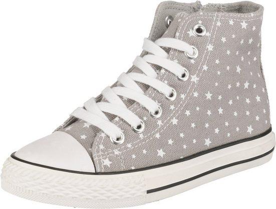 CANADIANS »Sneakers High für Mädchen« Sneaker